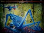 Blaue Geliebte